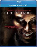 The Purge [Includes Digital Copy] [UltraViolet] [Blu-ray]