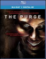 The Purge [Includes Digital Copy] [UltraViolet] [Blu-ray] - James DeMonaco