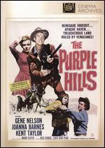 The Purple Hills - Maury Dexter