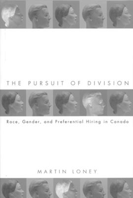 The Pursuit of Division - Loney, Martin, Mr.