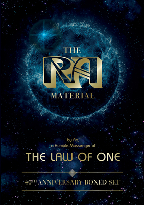 The Ra Material: Law of One: 40th-Anniversary Boxed Set - McCarty, Jim, and Elkins, Don, and Rueckert, Carla L
