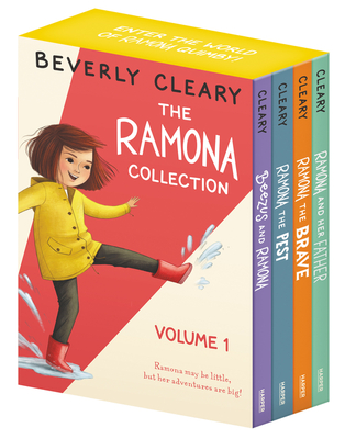 The Ramona Collection, Volume 1: Ramona and Her Father/Ramona the Brave/Ramona the Pest/Beezus and Ramona - Cleary, Beverly