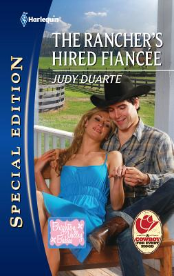 The Rancher's Hired Fiancee - Duarte, Judy