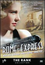 The Rank Collection: Rome Express - Walter Forde