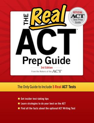 The Real ACT, 3rd Edition - ACT Inc