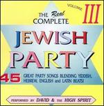 The Real Complete Jewish Party Collection, Vol. 3