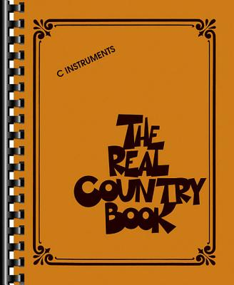 The Real Country Book: C Instruments - Hal Leonard Corp