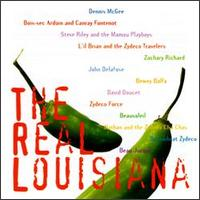 The Real Louisiana - Various Artists