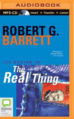 The Real Thing - Barrett, Robert G.