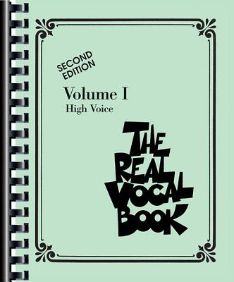 The Real Vocal Book Volume I -