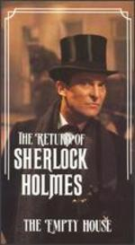 The Return of Sherlock Holmes: The Empty House