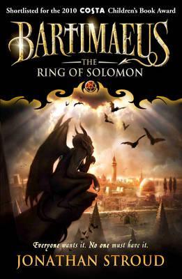 The Ring of Solomon - Stroud, Jonathan