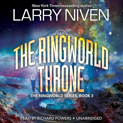 The Ringworld Throne - Niven, Larry, and Garcia, Paul Michael (Read by)