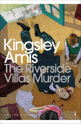 The Riverside Villas Murder - Amis, Kingsley