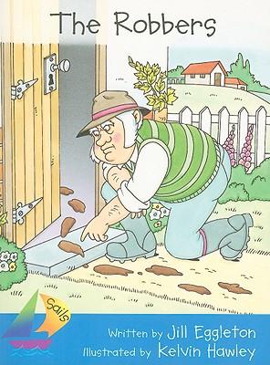 The Robbers - Eggleton, Jill