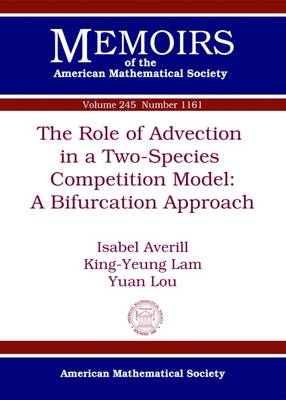 The Role of Advection in a Two-Species Competition Model: A Bifurcation Approach - Averill, Isabel