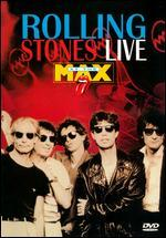 The Rolling Stones: Live at the Max - Christine Strand; David Douglas; Julien Temple; Noel Archambault; Roman Kroitor