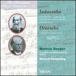 The Romantic Piano Concerto, Vol. 47: Salomon Jadassohn & Felix Draeseke
