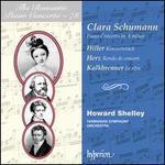 The Romantic Piano Concerto Vol. 78: Clara Schumann; Hiller, Herz, Kalkbrenner