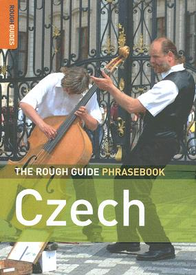 The Rough Guide Czech Phrasebook - Lexus, Ltd. (Compiled by)