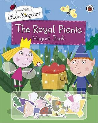 The Royal Picnic Magnet Book -
