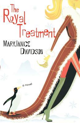 The Royal Treatment - Davidson, Maryjanice