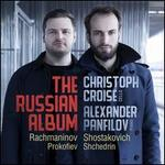 The  Russian Album: Rachmaninov, Shostakovich, Prokofiev, Shchedrin