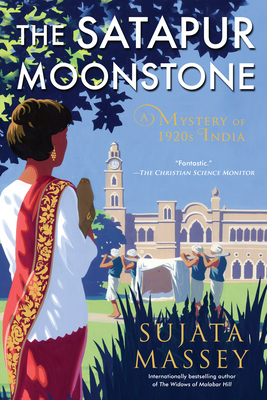 The Satapur Moonstone - Massey, Sujata
