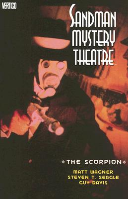 The Scorpion - Wagner, Matt