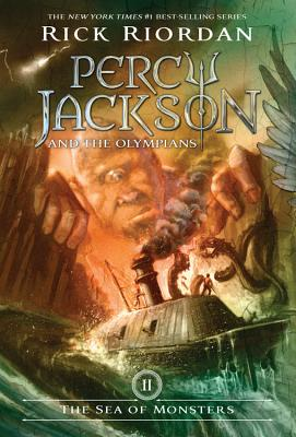 The Sea of Monsters - Riordan, Rick