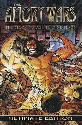 The Second Stage Turbine Blade, Volume 1 - Sanchez, Claudio, and Guzman, Gabriel (Illustrator), and Vasquez, Gus (Illustrator)