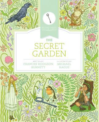 The Secret Garden Michael Hague Book By Frances Hodgson