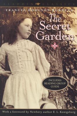 The Secret Garden - Burnett, Frances Hodgson, and Konigsburg, E L (Introduction by)