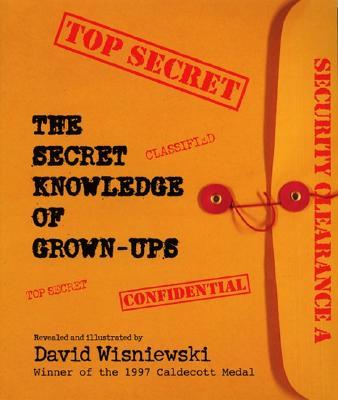 The Secret Knowledge of Grown-Ups - Wisniewski, David