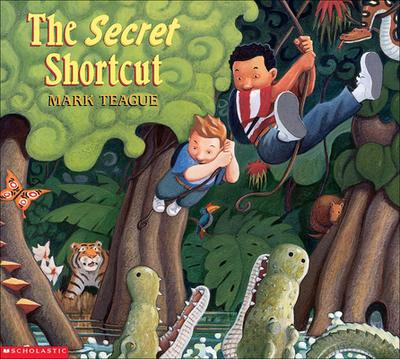 The Secret Shortcut - Teague, Mark