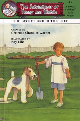 The Secret Under the Tree - Warner, Gertrude Chandler