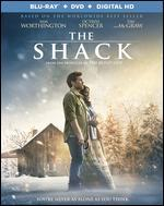The Shack [Blu-ray/DVD] [2 Discs]