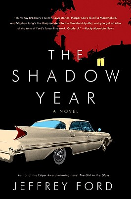 The Shadow Year - Ford, Jeffrey