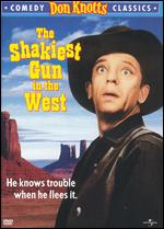 The Shakiest Gun in the West - Alan Rafkin