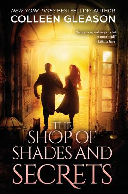 The Shop of Shades and Secrets - Gleason, Colleen