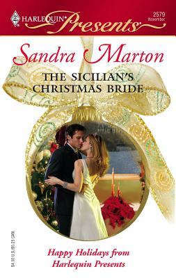 The Sicilian's Christmas Bride - Marton, Sandra