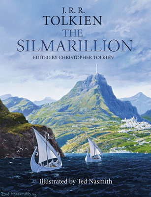 The Silmarillion - Tolkien, Christopher (Editor), and Tolkien, J R R