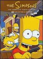 The Simpsons: Season 10 [4 Discs]