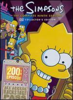 The Simpsons: Season 9 [4 Discs] [With Movie Money Cash]