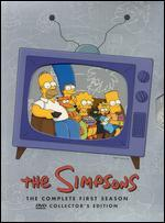 The Simpsons: The Complete First Season [3 Discs]