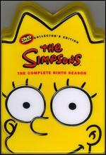 The Simpsons: The Complete Ninth Season [4 Discs] [Lisa Head Collectable Packaging]