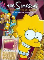 The Simpsons: The Complete Ninth Season [4 Discs]