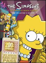 The Simpsons: The Complete Ninth Season [4 Discs] -