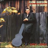 The Singer -- The Songwriter: 1961-1966 - Don Gibson