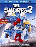 The Smurfs 2 [2 Discs] [Includes Digital Copy] [UltraViolet] [Blu-ray/DVD]